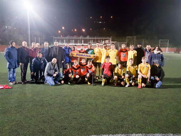 Juniori de la Liceul Sportiv, experienţă inedită la unul dintre cele mai mari cluburi de fotbal din Spania