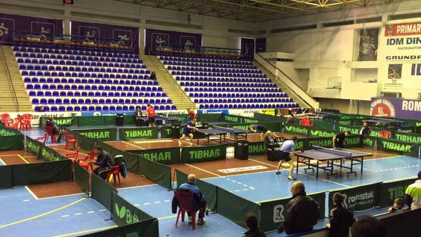 Sezonul intern la tenis de masă începe la Buzău