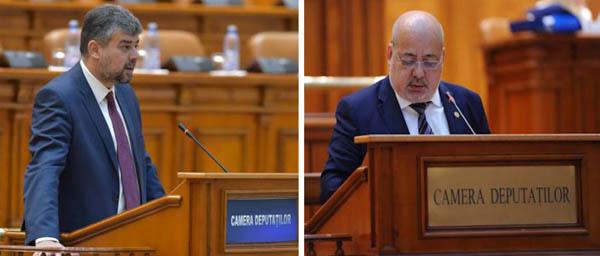 Doi buzoieni în conducerea Camerei Deputaților, niciunul la Senat