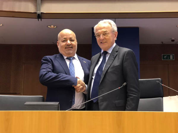 Sorin Lazăr, co-președinte al Conferinței interparlamentare pentru stabilitate, coordonare și guvernanță economică în Uniunea Europeană