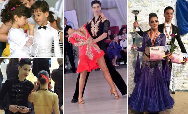 FOTO | Buzoianul Sandi Frunză și drumul spre Top 100 Mondial, după 10 ani de dans sportiv