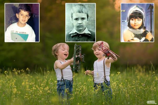 """""""10 Year Challenge"""" / Cum arătau vedetele buzoiene în copilărie (III)"""