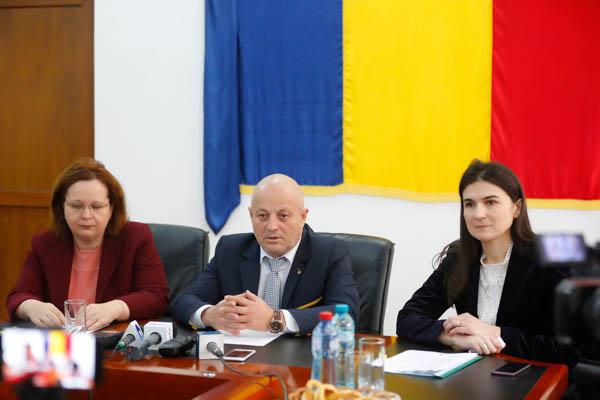 FOTO I Proiect de 1 milion de euro în sprijinul a 100 de copii cu dizabilităţi