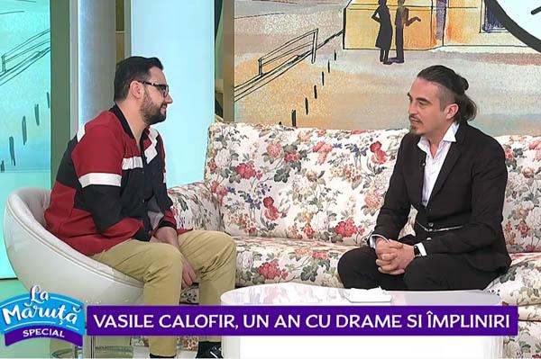 Vasile Calofir, primele declaraţii după dispariţia tatălui său