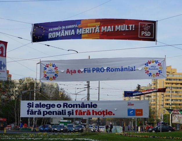 A început campania electorală pentru europarlamentare. Cine sunt competitorii și ce mesaje au partidele înscrise în cursă
