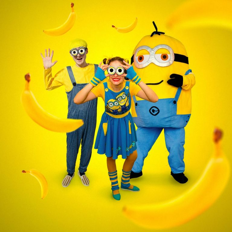 Atelier de creație și Minions Party la Galleria Mall