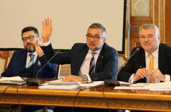 Senatorul Romașcanu, șef al Departamentului pentru cultură, culte și identitate națională al Consiliului Național al PSD