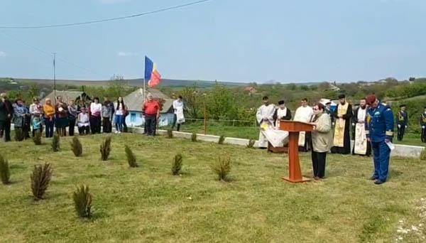 Consiliul Județean Buzău, contribuție pentru reabilitarea Cimitirului Ostașilor Români din raionul Soroca