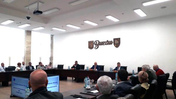 Pregătiri intense la Consiliul Județean pentru organizarea reuniunii responsabililor cu politicile comerciale din Consiliul UE