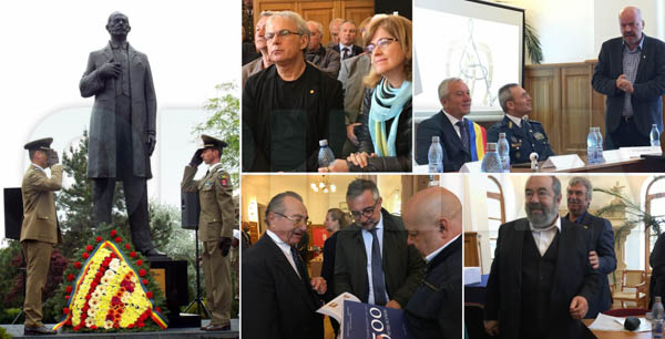 Personalități buzoiene s-au reunit acasă, la Zilele Alexandru Marghiloman