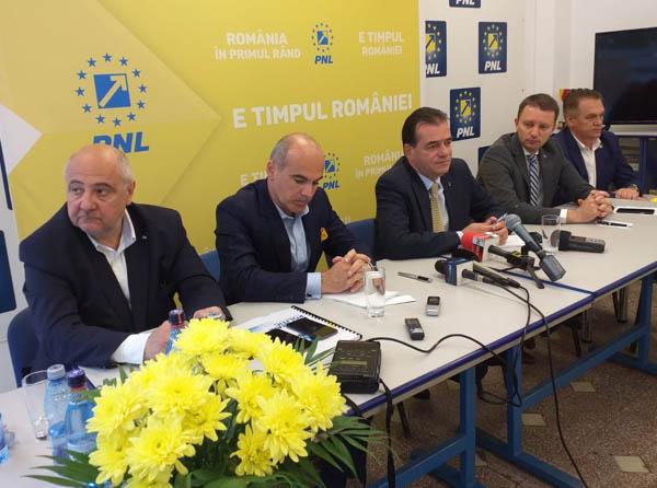 FOTO | Rareș Bogdan a promis la Buzău că va lupta pentru instituirea de facilități pentru mass-media din țările Uniunii Europene