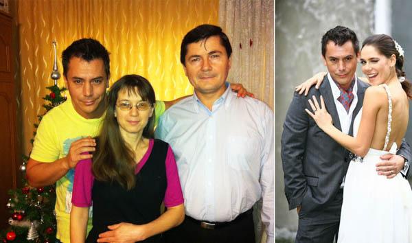 Răzvan Fodor, despre prima întâlnire cu socrii la Buzău