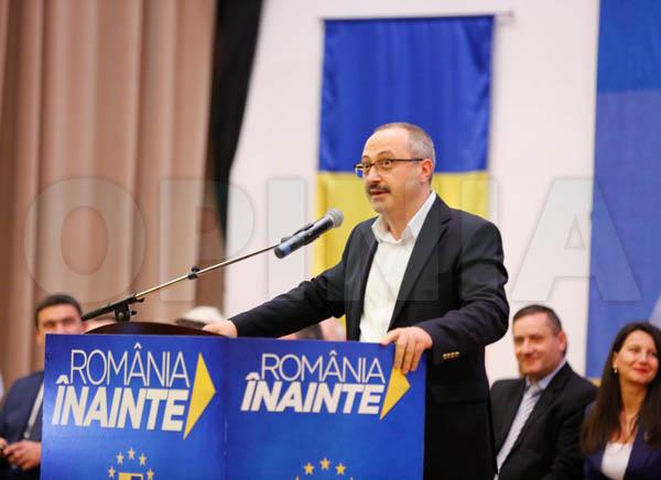 Un fost candidat la funcția de deputat de Buzău, numit lider PNL Sector 3