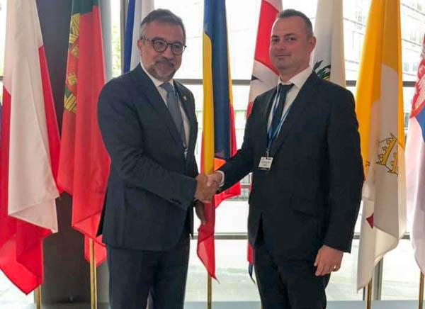 """FOTO I Romașcanu: """"Sesiunea de vară a Adunării Parlamentare a OSCE, un succes pentru delegația României"""""""