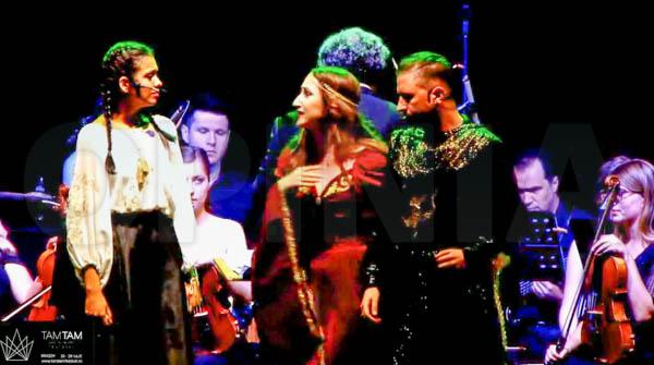 """Dora Gaitanovici, distribuită în opera rock """"The One Born From A Tear"""", o adaptare a basmului """"Făt-Frumos din lacrimă"""""""