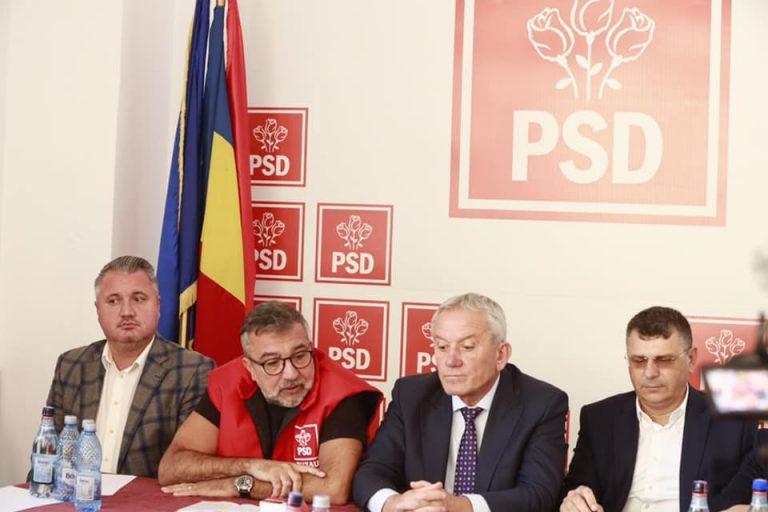Ce țintă și-a propus PSD Buzău la prezidențiale