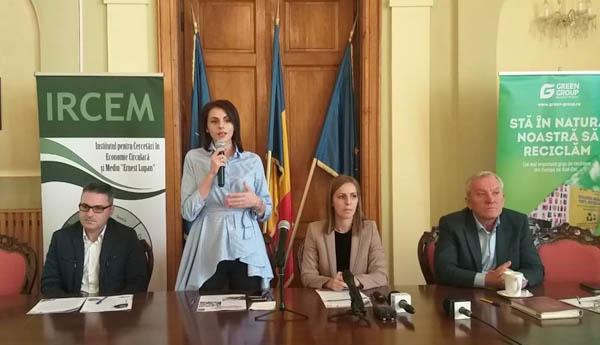 Buzăul luptă să devină primul oraș circular din România