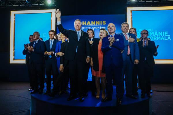 """Iohannis: """"Războiul cu PSD nu s-a terminat. Urmează bătăliile pentru prezidențiale, locale și parlamentare"""""""