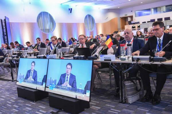 FOTO | Deputatul Sorin Lazăr, la Conferința interparlamentară privind stabilitatea, coordonarea și guvernanța economică în Uniunea Europeană
