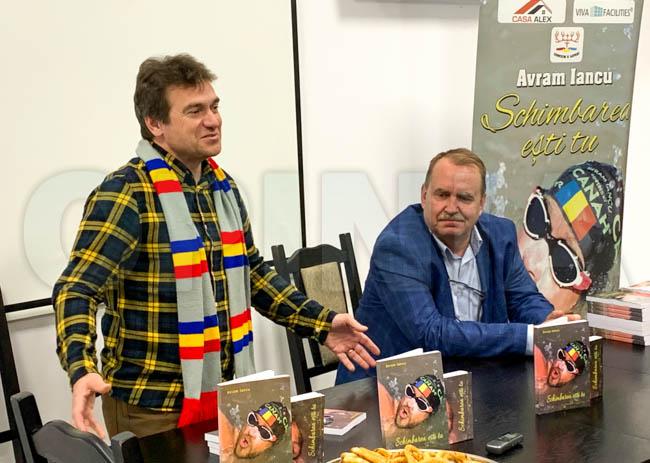 """Avram Iancu, bibliotecarul care a intrat în Cartea Recordurilor după ce a traversat înot Canalul Mânecii, Dunărea şi Marea Neagră:  """"Totul a început de la o carte banală pe care o aranjam în raft la muncă"""""""