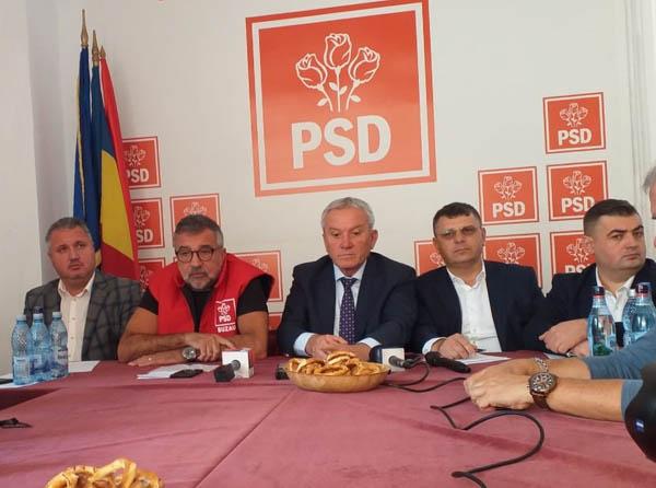 PSD Buzău vrea primul loc pe ţară la prezidenţiale