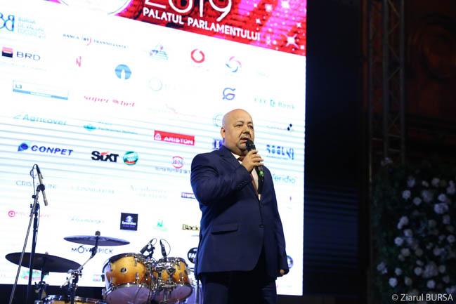 """Sorin Lazăr, la """"Gala BURSA"""": """"Doresc să dau mediului de afaceri un mesaj de susţinere şi de încurajare"""""""