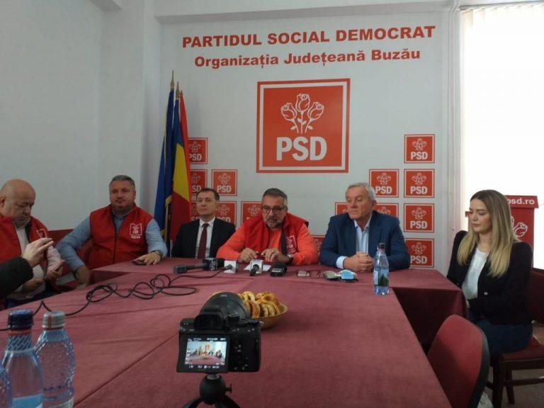 """Romașcanu: """"Un vot pentru Viorica Dăncilă este un vot pentru Partidul Social Democrat"""""""