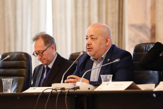 """Sorin Lazăr: ,,Mediul de afaceri trebuie sprijinit şi încurajat"""""""