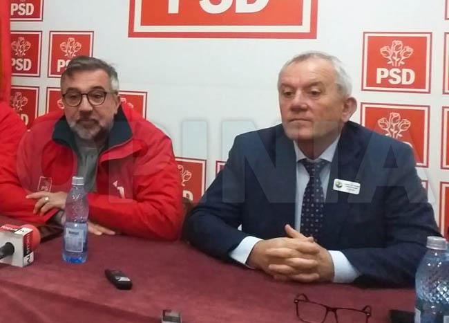 """Romaşcanu: ,,PSD Buzău, exemplu de bune practici pentru toate organizaţiile din ţară"""""""