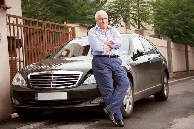 """Milionarul buzoian Cornel Tăbăcaru: """"Am făcut primii bani la patru ani"""""""