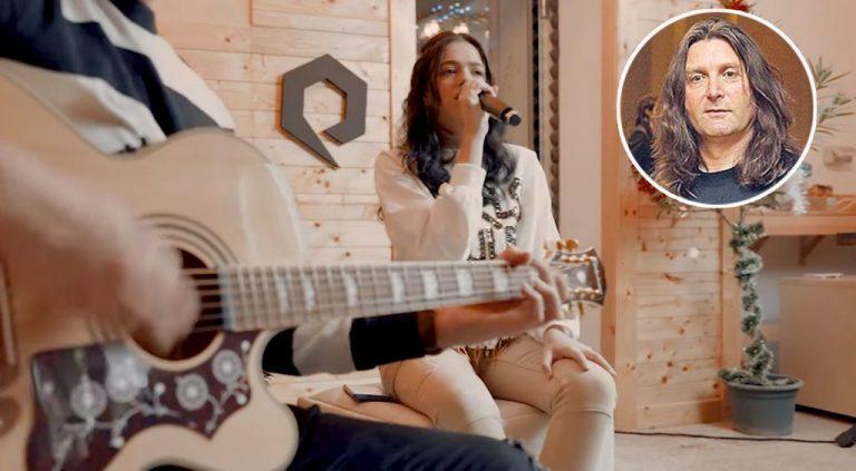 VIDEO | Dora Gaitanovici, cover după o piesă cu o poveste impresionată semnată Laurențiu Cazan