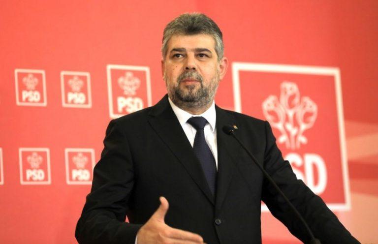 Ciolacu: O rectificare bugetară prin care puterea şi-a asigurat continuarea unui terorism politic