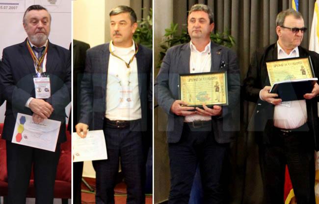 Patru primari din Buzău, premiaţi de Asociaţia Comunelor din România