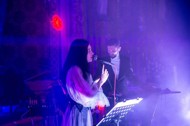 Dora Gaitanovici, contribuţie la coloana sonoră a unui film