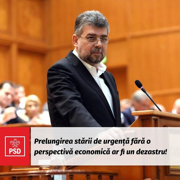 """Ciolacu pune condiții pentru prelungirea stării de urgență: ,,Nu vom fi de acord să avem încă o lună pierdută"""""""