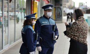 Peste 30.000 de amenzi pentru încălcarea restricțiilor impuse de pandemie în anul 2020