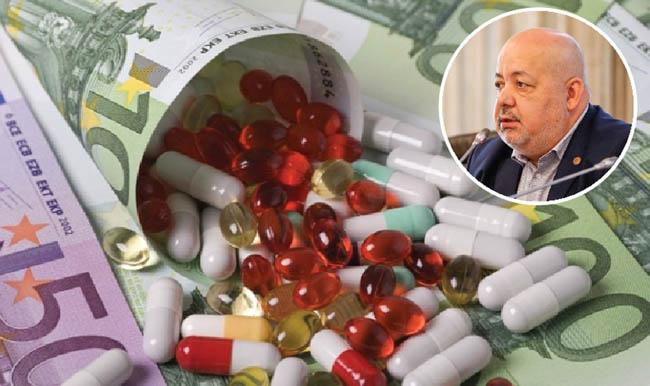 """Sorin Lazăr: """"Noua formulă de calcul a taxei de clawback va încuraja producția autohtonă de medicamente"""""""