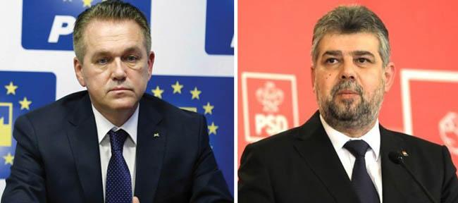 """Romanescu: ,,Impozităm pensiile nesimțite și ducem banii în lupta anti-COVID"""". Ciolacu: ,,Ipocriților"""""""