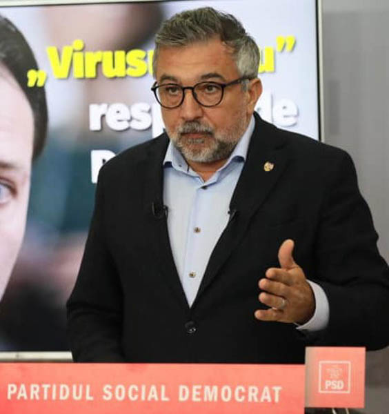 """Romașcanu: ,,România se îndreaptă cu viteză spre un zid"""""""
