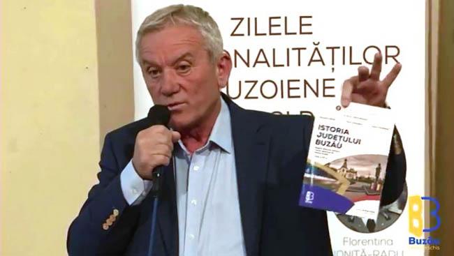 """Punct final în aşa-zisul scandal al manualului de istorie a judeţului / Preşedintele Academiei Române: ,,Răspunde pe deplin exigenţelor ştiinţifice şi didactice"""""""