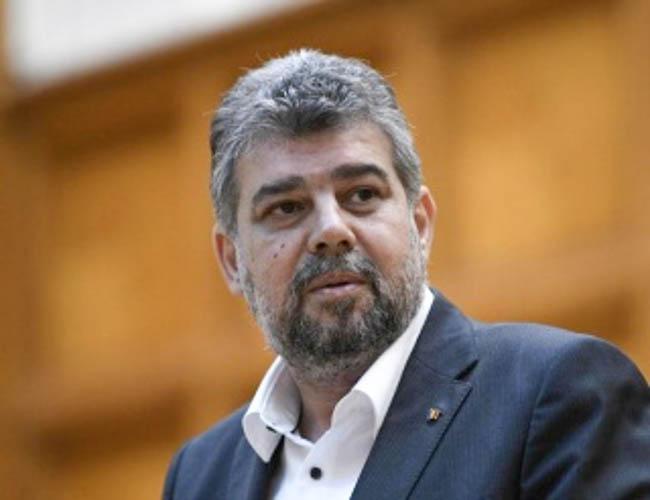 """Ciolacu: """"PSD depune moțiune de cenzură a doua zi după ce starea de alertă se va încheia"""""""