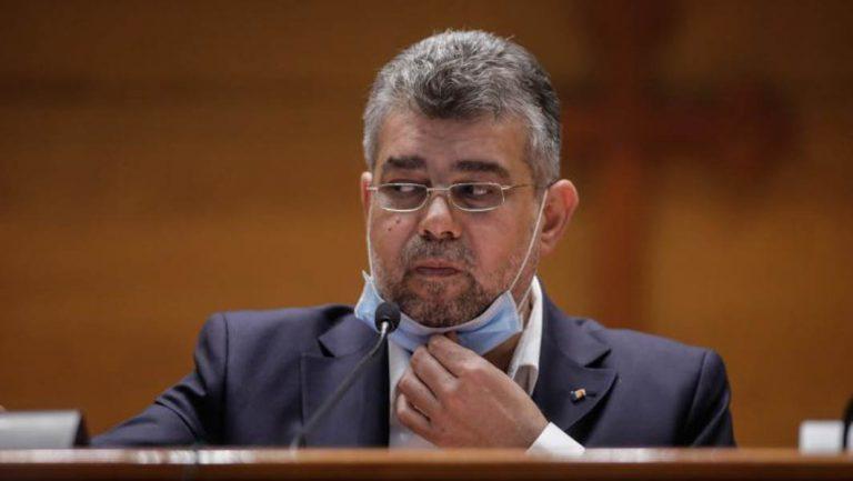 """Ciolacu: """"Președintele Iohannis minte pentru guvernul său"""""""