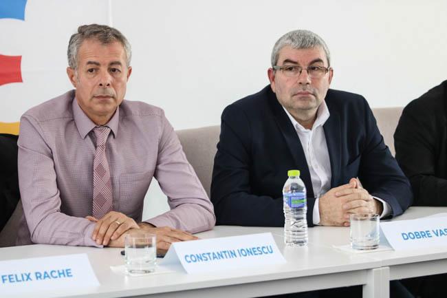 Comunicat: PNL-iștii îl urmează pe Constantin Ionescu la PRO România