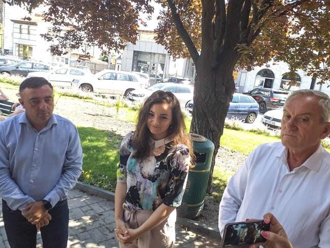 Oana Matache, un alt tânăr specialist care se alătură echipei primarului Constantin Toma
