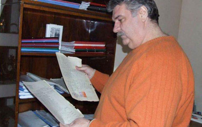 Buzoianul Remus Posea, condamnat pentru că a băgat adânc mâna în banii Obștii Moșnenilor, ar putea ajunge în închisoare