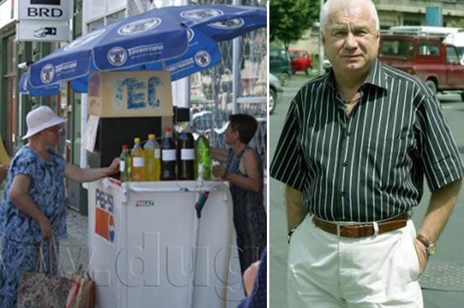 Cum a început buzoianul Cornel Tăbăcaru afacerea cu dozatoarele TEC care l-a făcut milionar