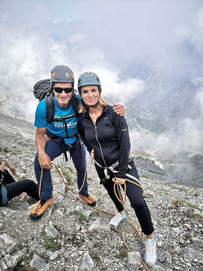 Cum a cucerit Ellie White cel mai înalt vârf al Muntelui Zeilor