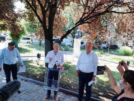 Toma şi Neagu, angajament comun pentru dezvoltarea Buzăului în următorii patru ani