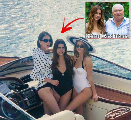 """Numele milionarului buzoian Cornel Tăbăcaru """"acoperă"""" trupurile bogătașelor din întreaga lume"""