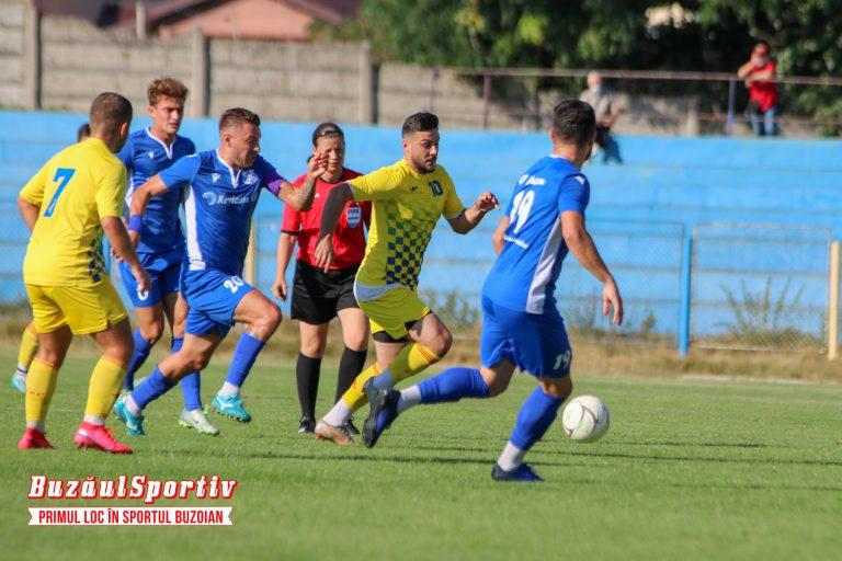 Patru puncte din şase! Cum au început echipele buzoiene noul campionat al Ligii a 3-a